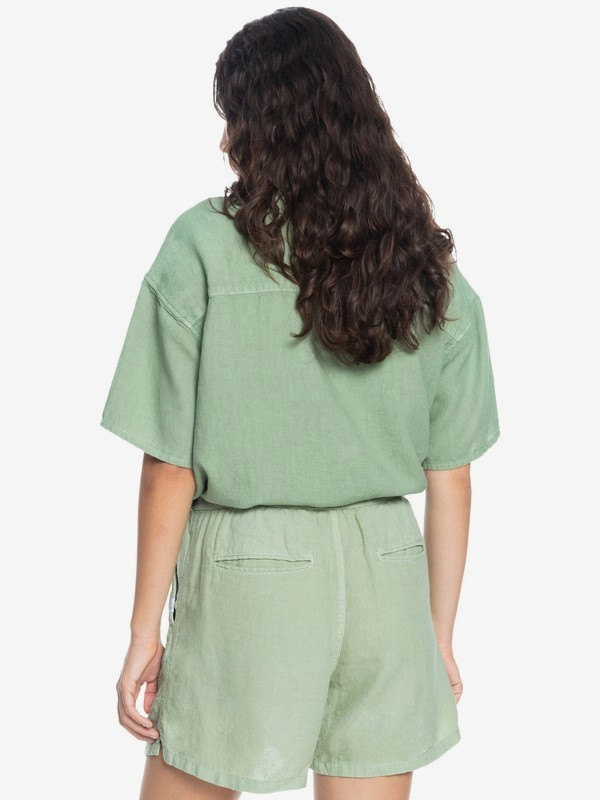 Quiksilver Womens - Elasticated Shorts for Women  EQWNS03038