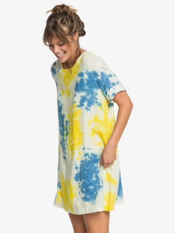 Quiksilver Womens - Boxy Mid Sleeve Dress  EQWWD03003