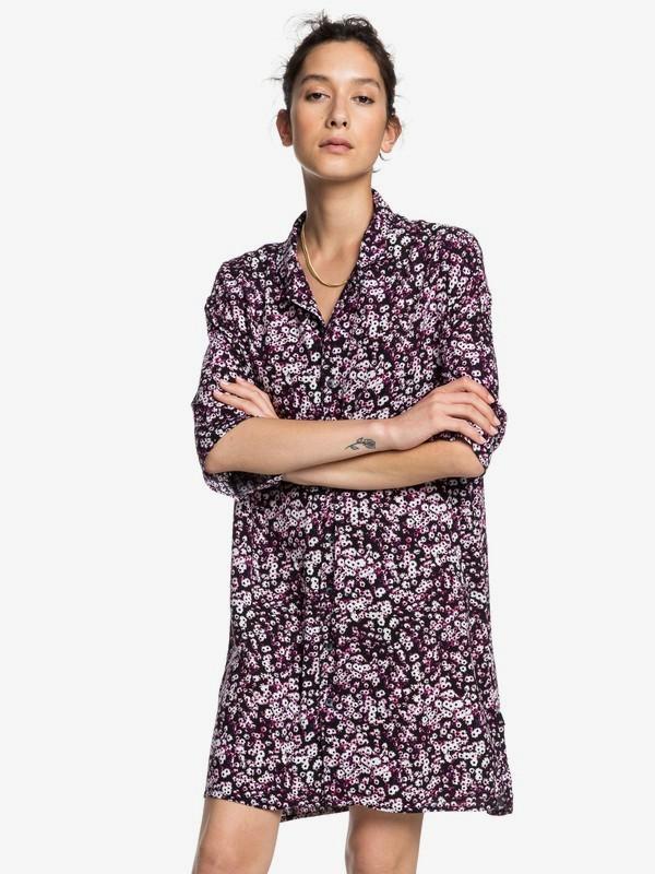 Quiksilver Womens - Camp Shirt Dress for Women  EQWWD03007