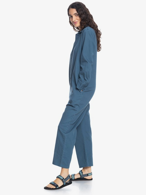 Quiksilver Womens - Long Sleeve Jumpsuit for Women  EQWWD03022