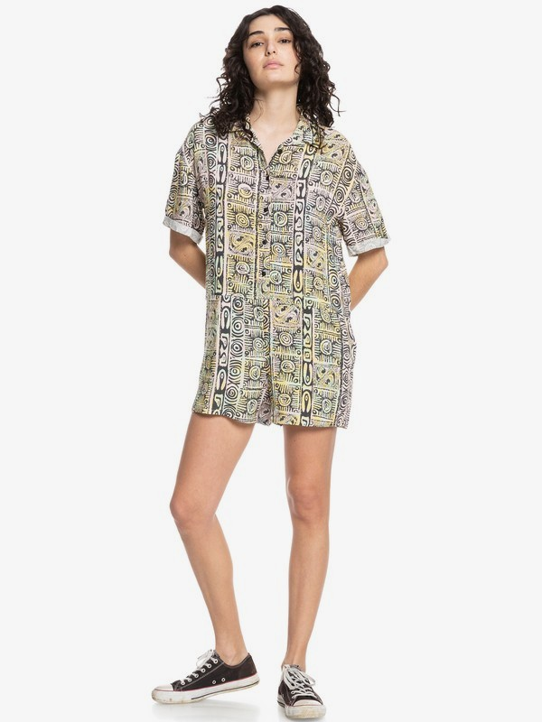 Quiksilver Womens Suns Out - Playsuit for Women  EQWWD03027
