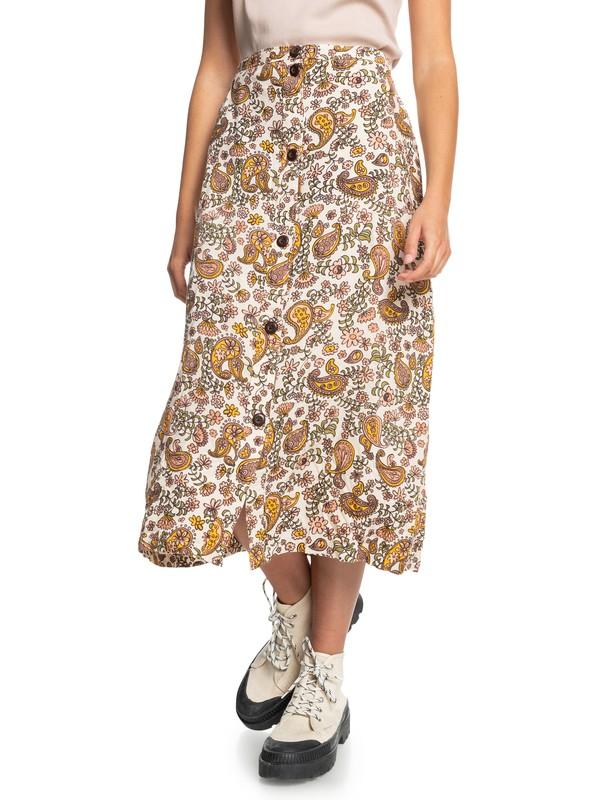 Paisley Park - Midi Skirt for Women  EQWWK03005