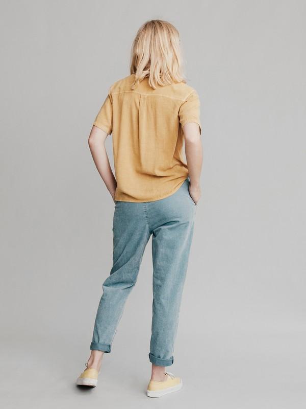 Quiksilver Womens - Short Sleeve Camp Shirt  EQWWT03002