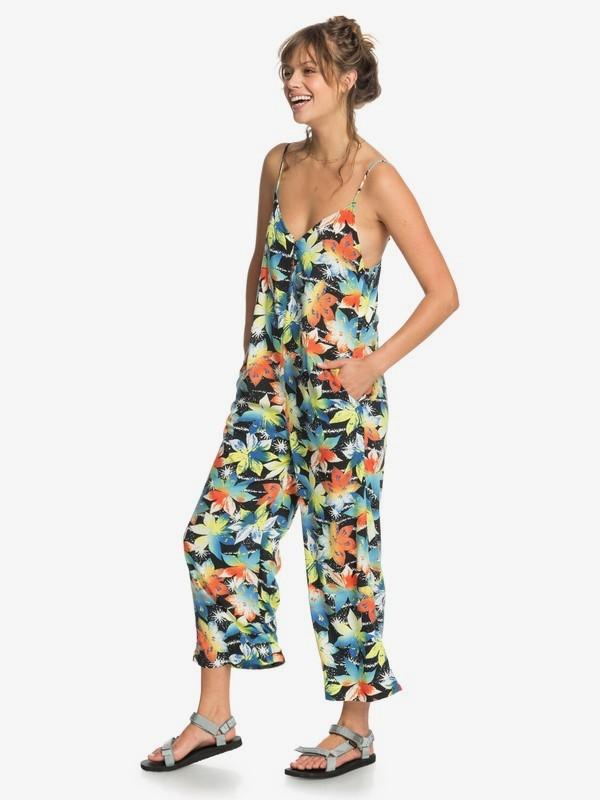 Quiksilver Womens - Strappy Jumpsuit  EQWWT03021