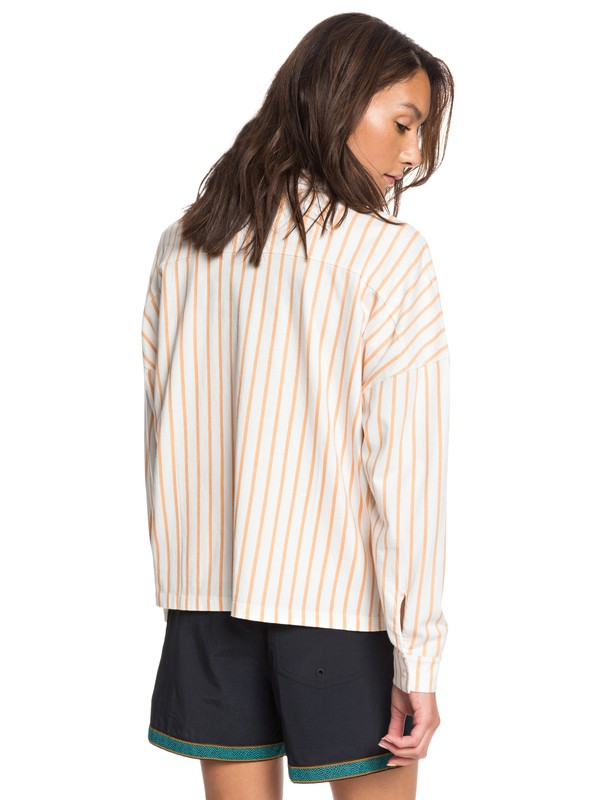 Originals Heritage - Long Sleeve Shirt for Women  EQWWT03049