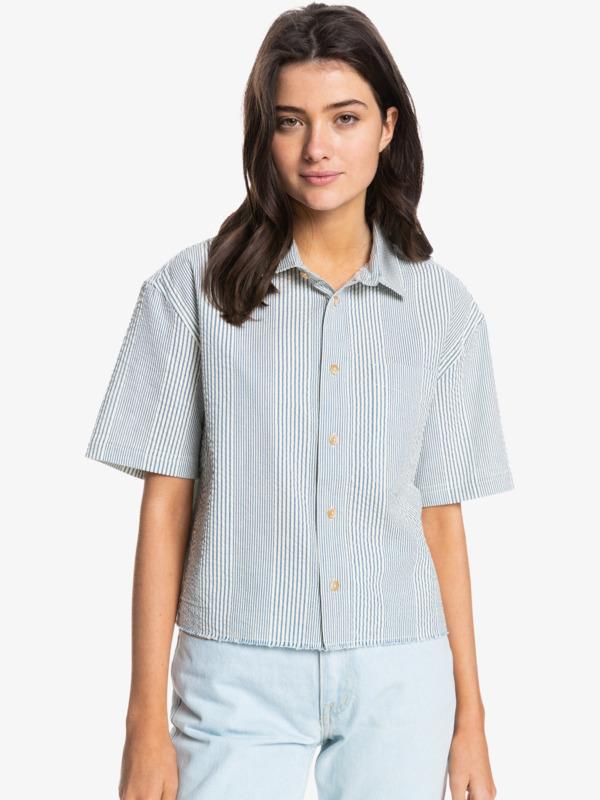 Riding Sea - Short Sleeve Shirt for Women  EQWWT03054