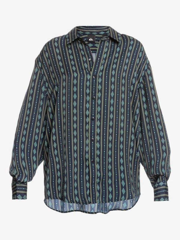 Diamond Stripe - Long Sleeve Shirt for Women  EQWWT03063