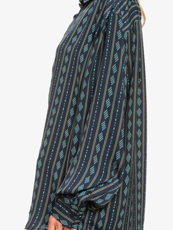 Diamond Stripe - Long Sleeve Shirt for Women  EQWWT03063