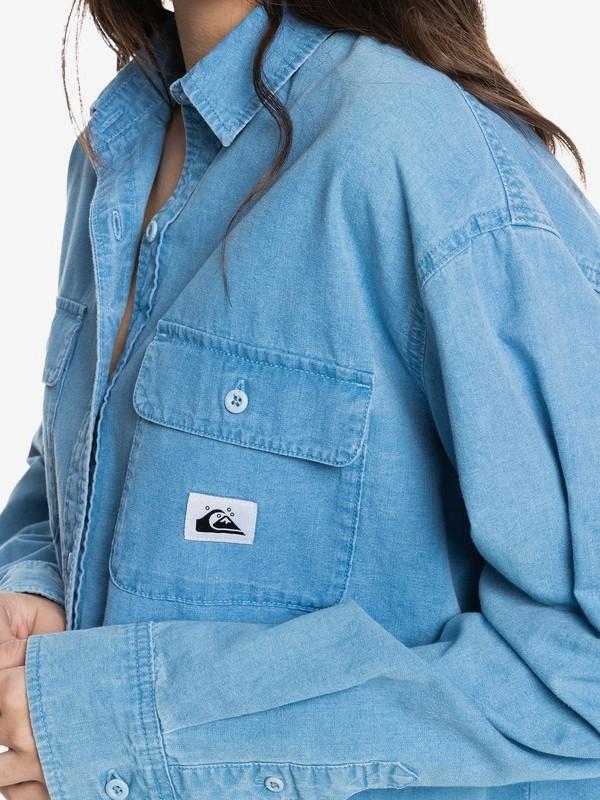 X-Boyfriends - Long Sleeve Shirt for Women  EQWWT03074