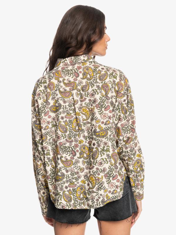 Paisley Park - Long Sleeve Shirt for Women  EQWWT03082