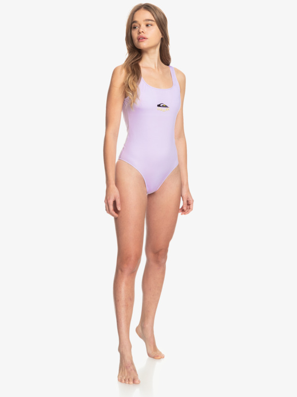 Classic - One-Piece Swimsuit for Women  EQWX103020