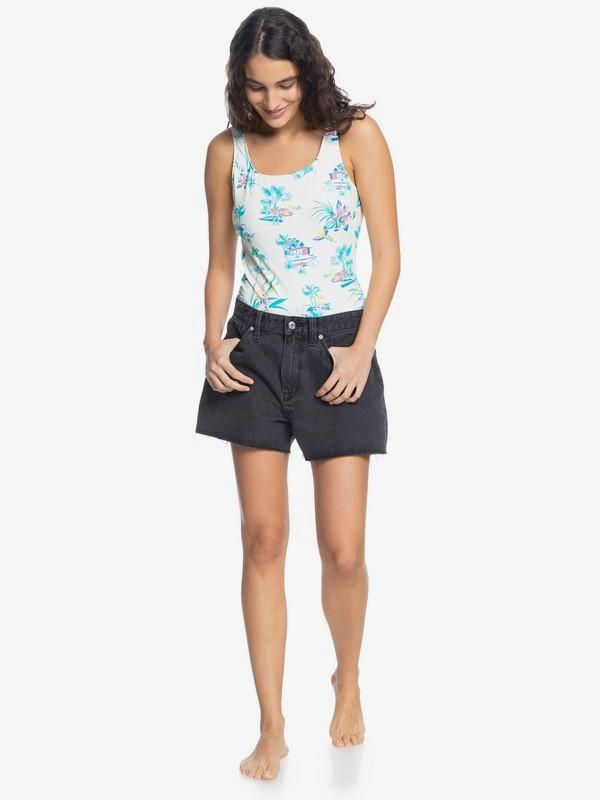 Quiksilver Womens - Rib Knit Bikini Top for Women  EQWX103024