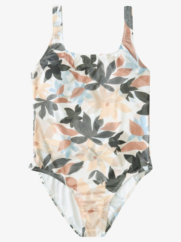 Quiksilver Womens Classic - Recycled One-Piece Swimsuit for Women  EQWX103025