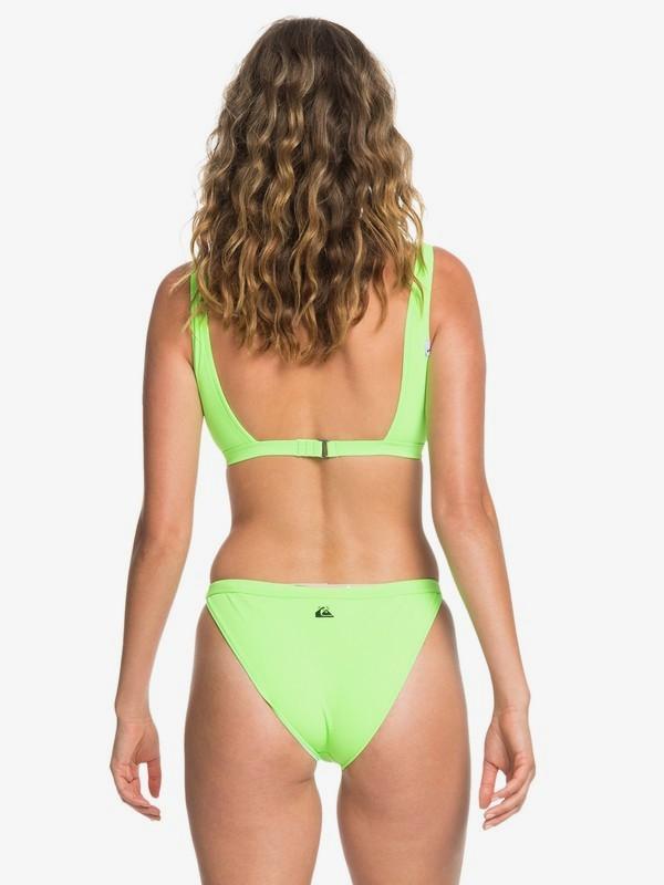 Quiksilver Womens - Rib Knit Bikini Top  EQWX303002