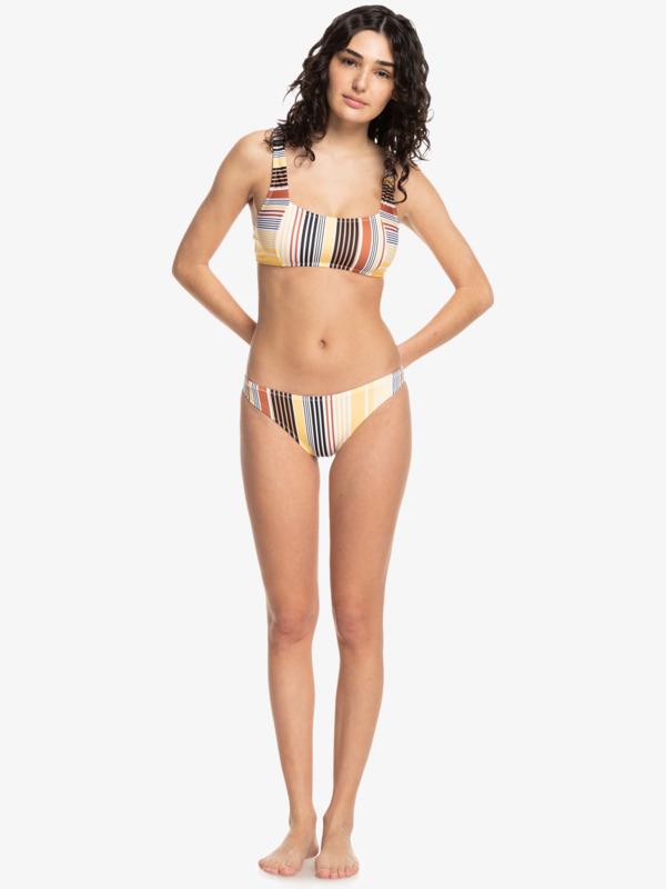 Quiksilver Womens Classic - Recycled Crop Top Bikini Top for Women  EQWX303025