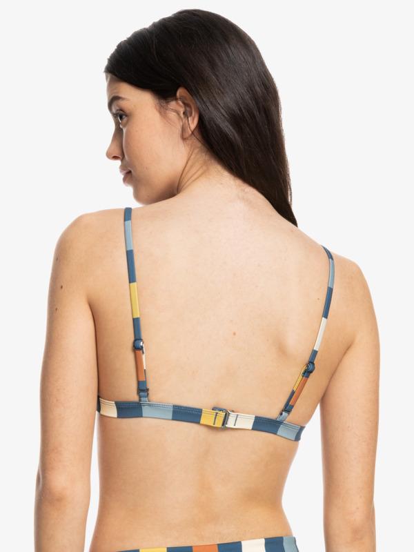 Quiksilver Womens - Scoop Tie Bikini Top for Women  EQWX303039