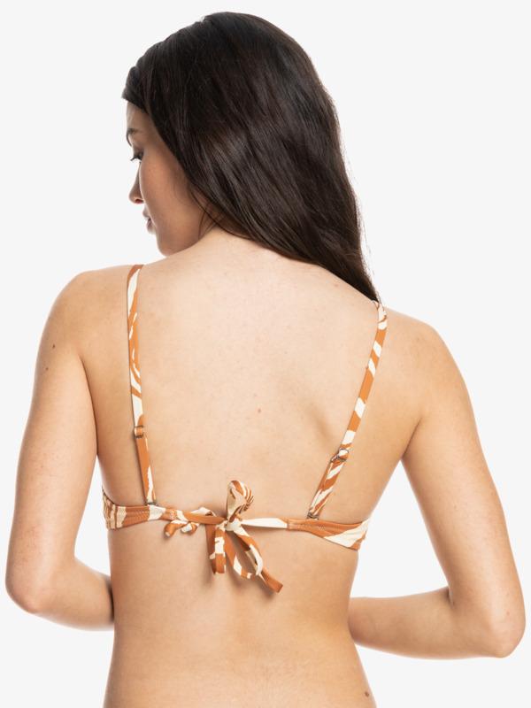Quiksilver Womens - Tri Bikini Top for Women  EQWX303040
