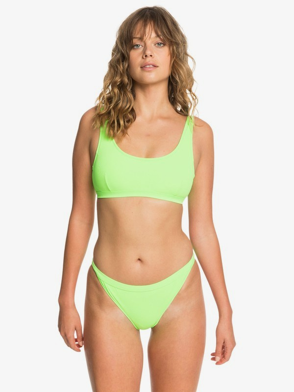 Quiksilver Womens - Rib Knit Bikini Bottoms for Women  EQWX403003