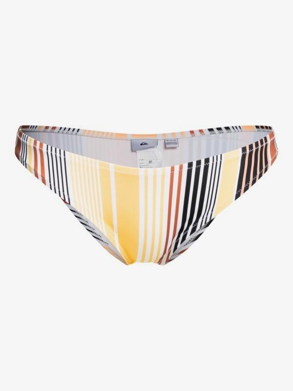 Quiksilver Womens Classic - Recycled High Leg Bikini Bottoms for Women  EQWX403024