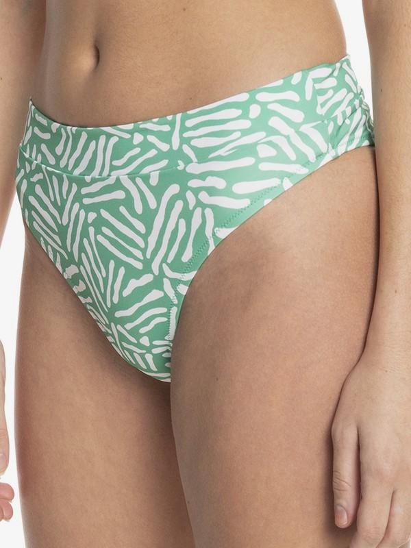 Quiksilver Womens Classic - Recycled High Waist Bikini Bottoms for Women  EQWX403026