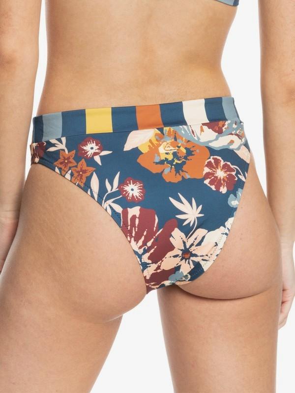 Quiksilver Womens - Reversible High Waist Bikini Bottoms for Women  EQWX403037