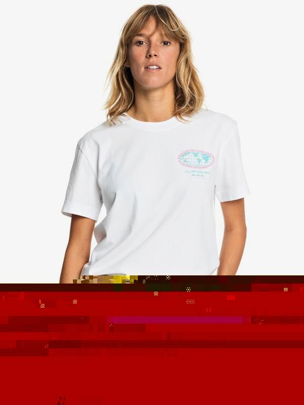 Quiksilver Womens - Cropped T-Shirt for Women  EQWZT03007