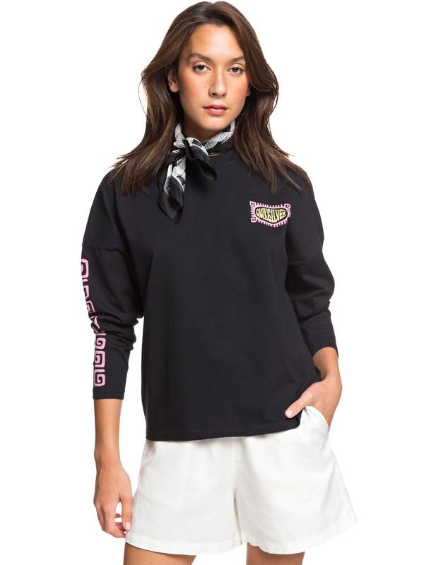 Quiksilver Womens - Long Sleeve T-Shirt for Women  EQWZT03008