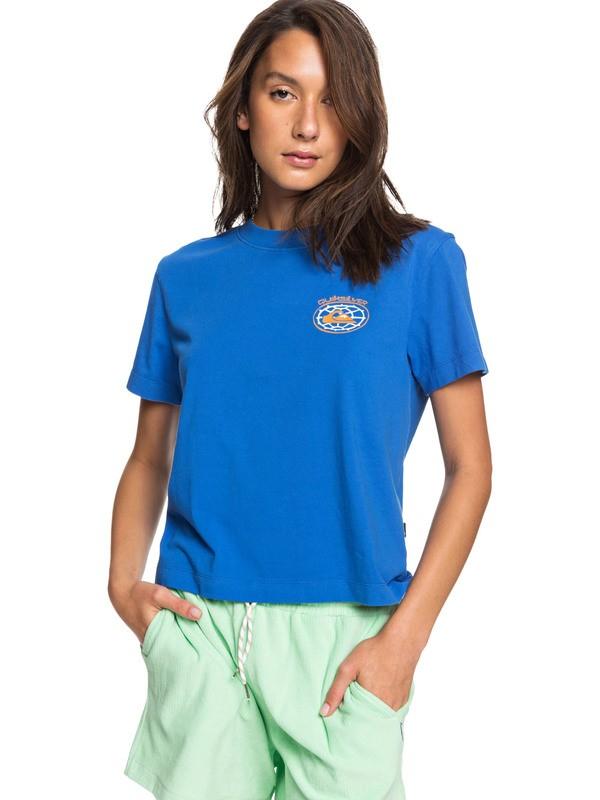 Originals Heritage - Cropped T-Shirt for Women  EQWZT03020