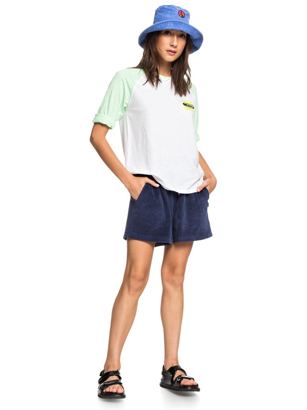 Originals Heritage - 3/4 Sleeve T-Shirt for Women  EQWZT03021