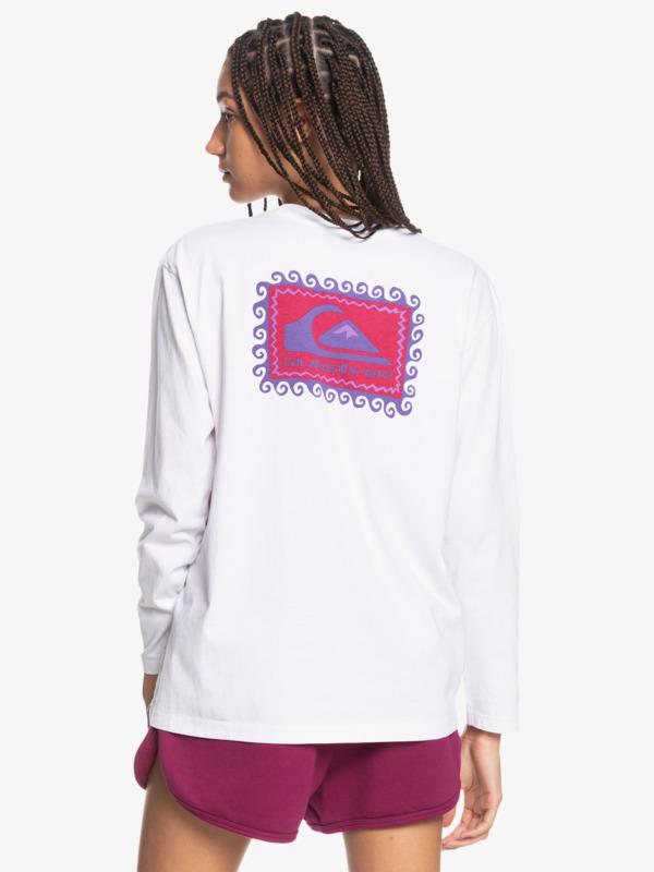 Standard - Organic Long Sleeve T-Shirt for Women  EQWZT03023