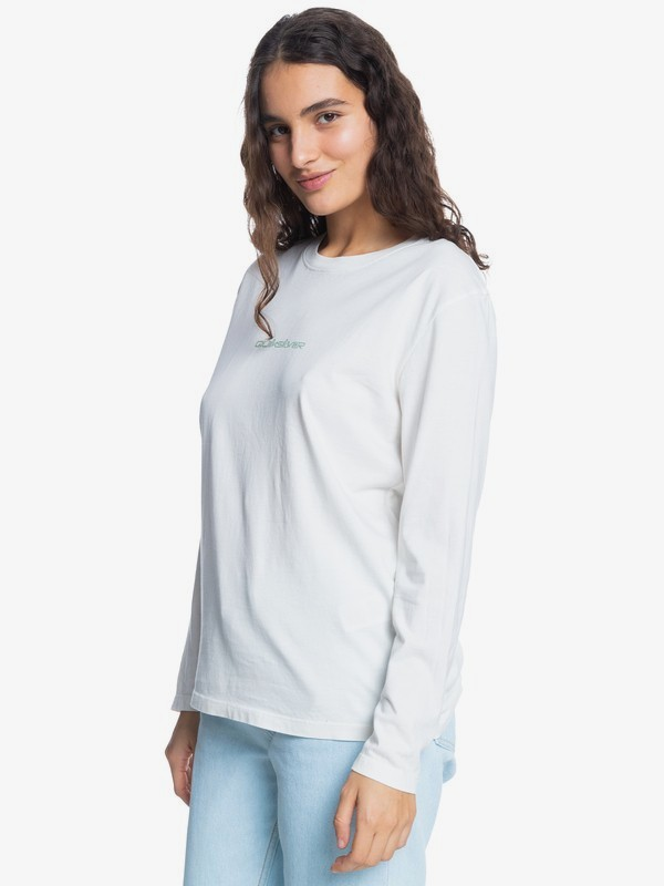 Quiksilver Womens - Long Sleeve T-Shirt for Women  EQWZT03036