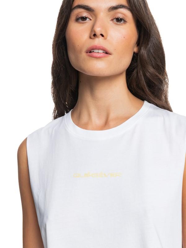 Quiksilver Womens Extra - Organic Vest for Women  EQWZT03047