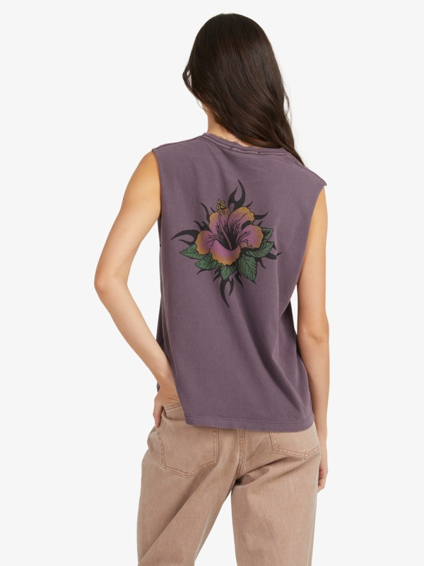 Quiksilver Womens Tribe-Iscus Extra - Organic Vest for Women  EQWZT03056
