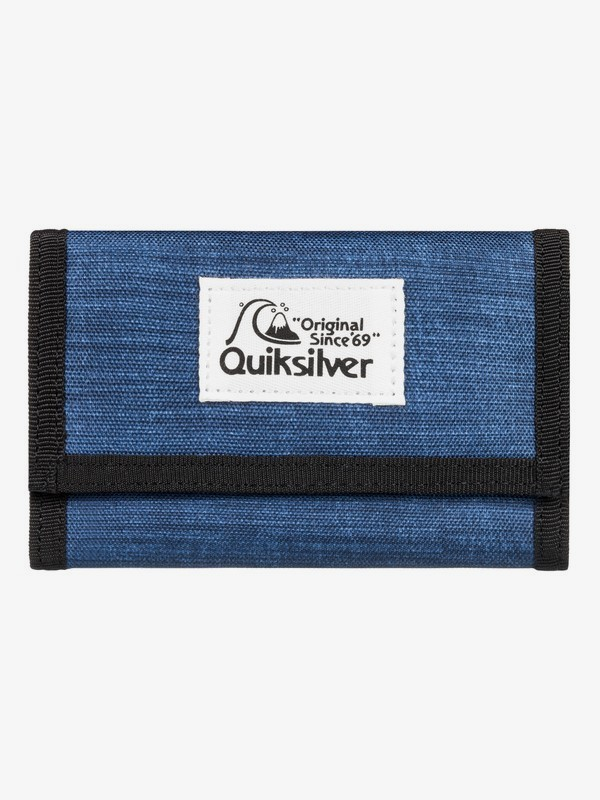 0 The Everydaily - Cartera de pliegue triple Azul EQYAA03530 Quiksilver