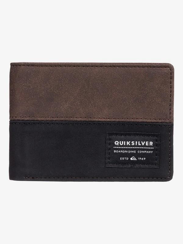 0 Nativecountry - Bi-Fold Wallet  EQYAA03754 Quiksilver