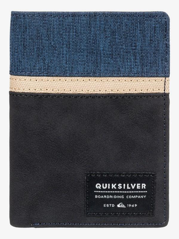 0 Stormery - Bi-Fold Wallet Black EQYAA03761 Quiksilver