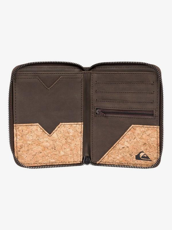 Falcor - Zip-Around Travel Wallet for Men  EQYAA03815