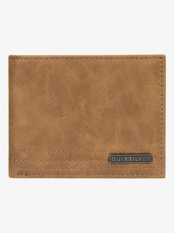 Stitchy Wallet - Bi-Fold Leather Wallet for Men  EQYAA03823