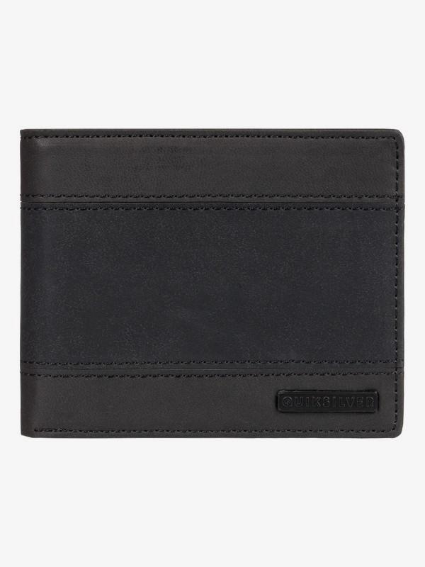 Supply Slim - Bi-Fold Leather Wallet for Men  EQYAA03838