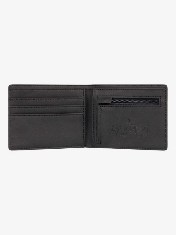 Slim Vintage - Bi-Fold Leather Wallet for Men  EQYAA03848