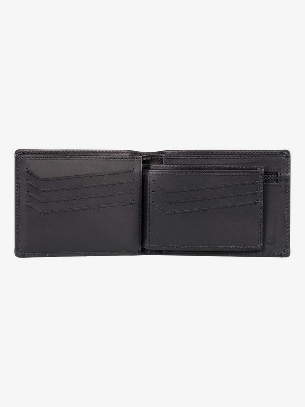 New Miss Dollar - Leather Bi-Fold Leather Wallet for Men EQYAA03879