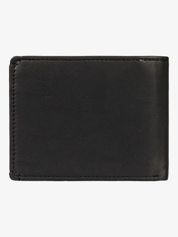 New Miss Dollar - Leather Bi-Fold Wallet With Removable Card Holder  EQYAA03895
