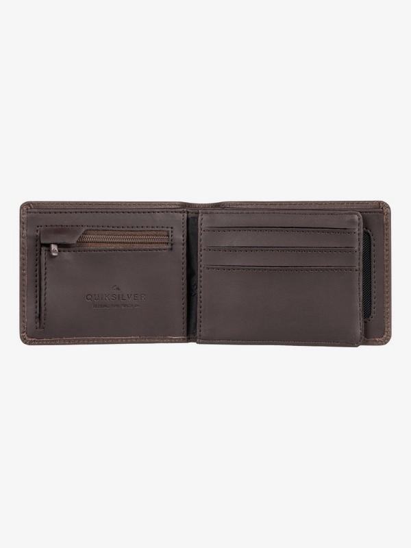 Mack X - Leather Bi-Fold Wallet  EQYAA03898