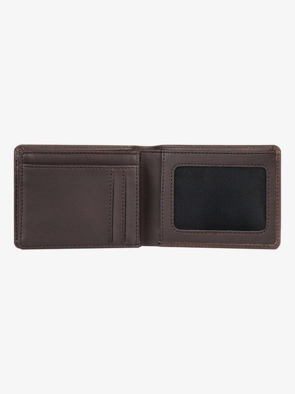 Mack X - Leather Bi-Fold Wallet  EQYAA03898