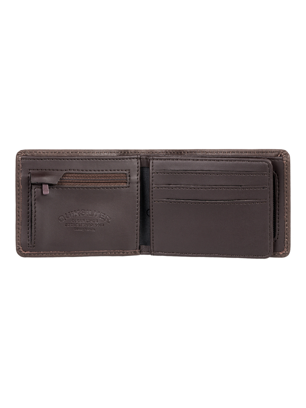 Mack - Leather Bi-Fold Wallet for Men  EQYAA03940
