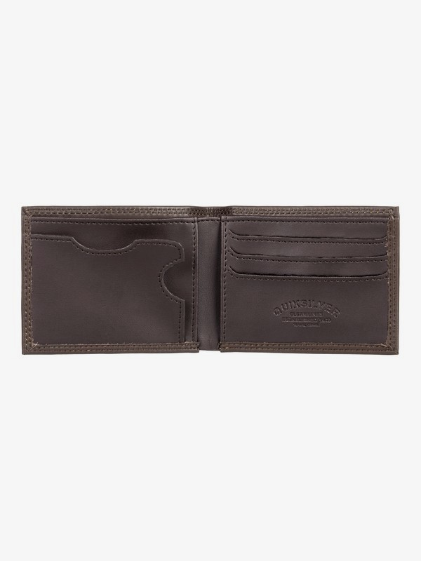 Mini Macbro - Leather Bi-Fold Wallet for Men  EQYAA03941