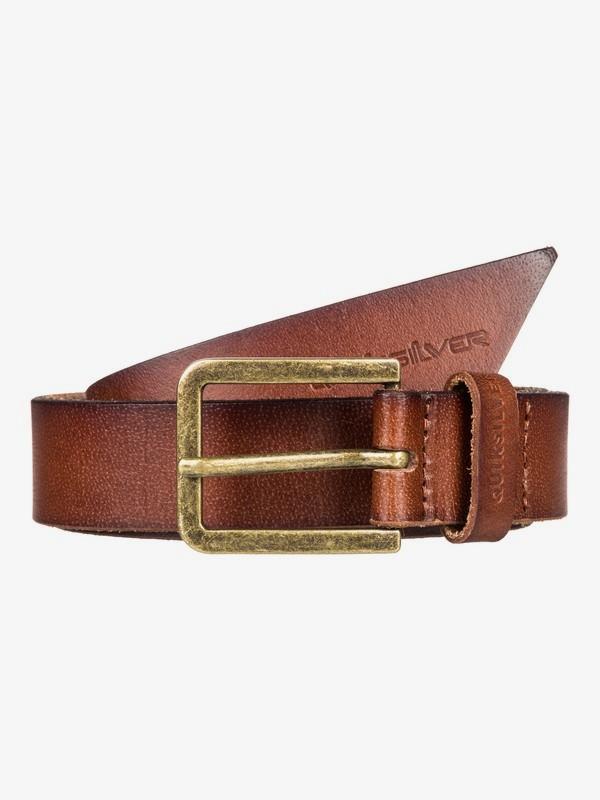 Slimkowski - Leather Belt  EQYAA03952