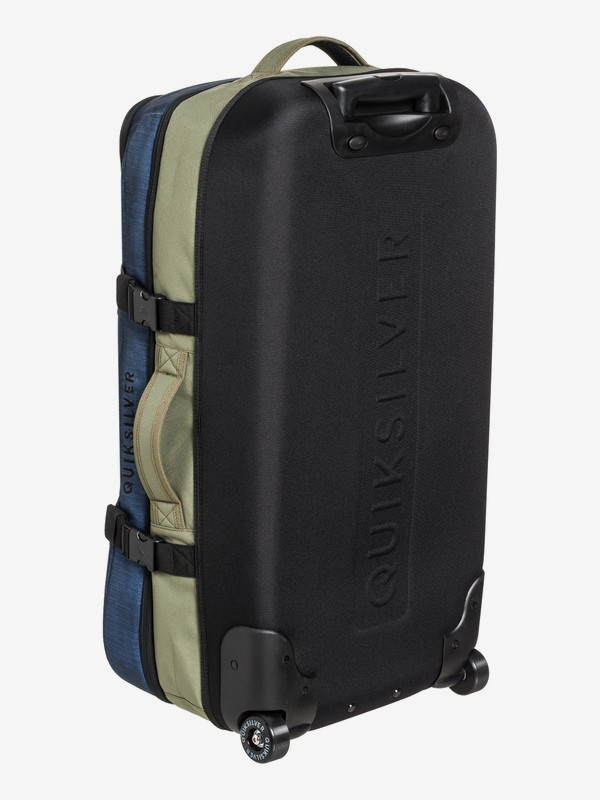 New Reach 100L - Extra-Large Wheeled Suitcase  EQYBL03183