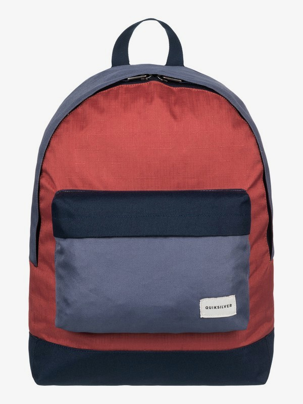 0 Everyday Edition - Medium Backpack Red EQYBP03274 Quiksilver