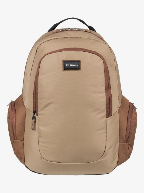 0 Schoolie Plus 25L - Medium Backpack Brown EQYBP03403 Quiksilver